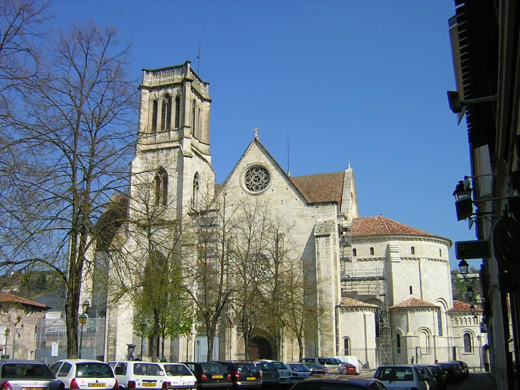 Photo agen 47000 agen cath drale saint caprais - Office de tourisme agen lot et garonne ...