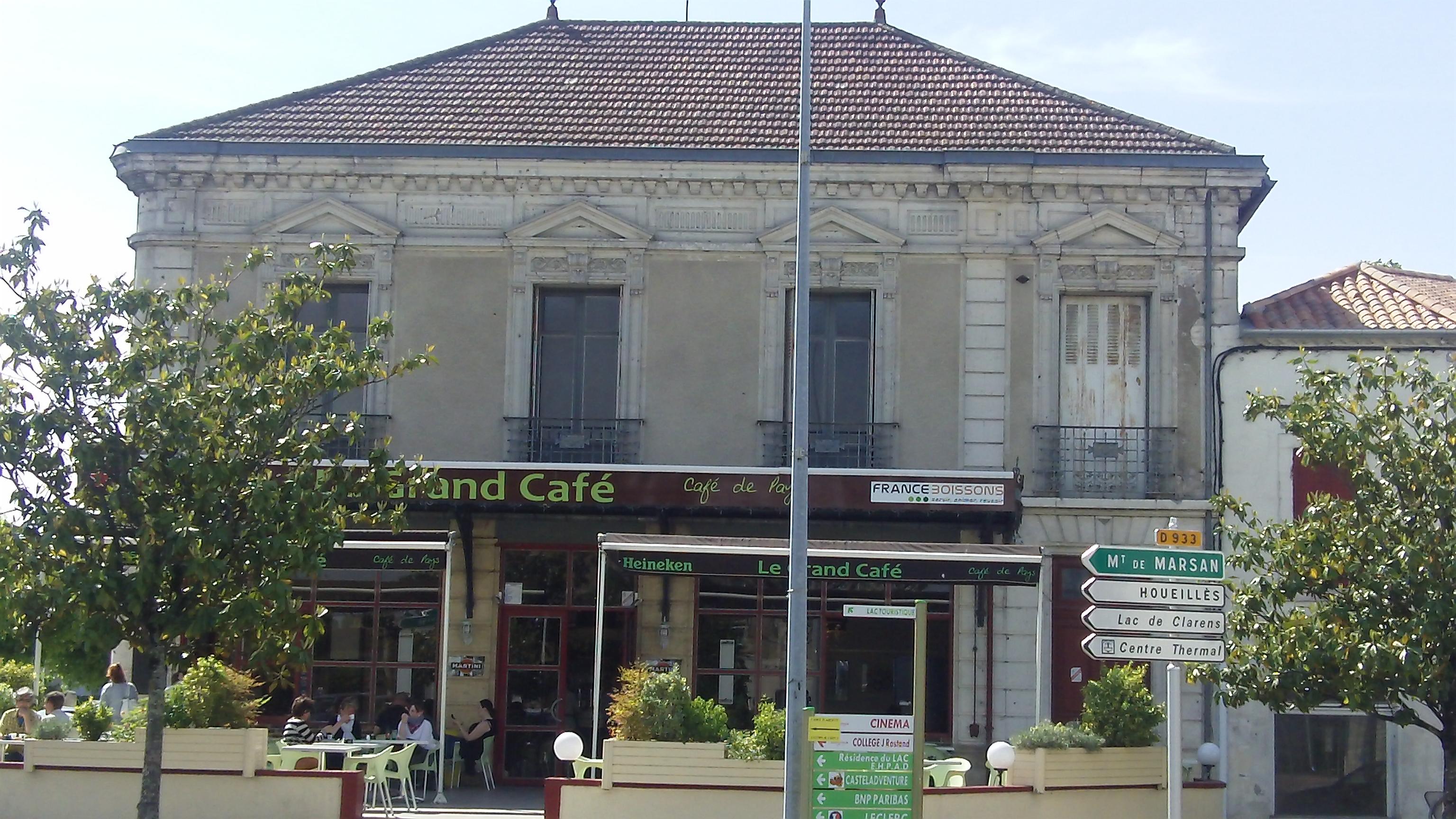 Grand Cafe Casteljaloux