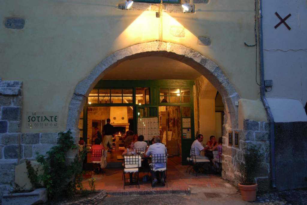 Le Saint Simon Restaurant