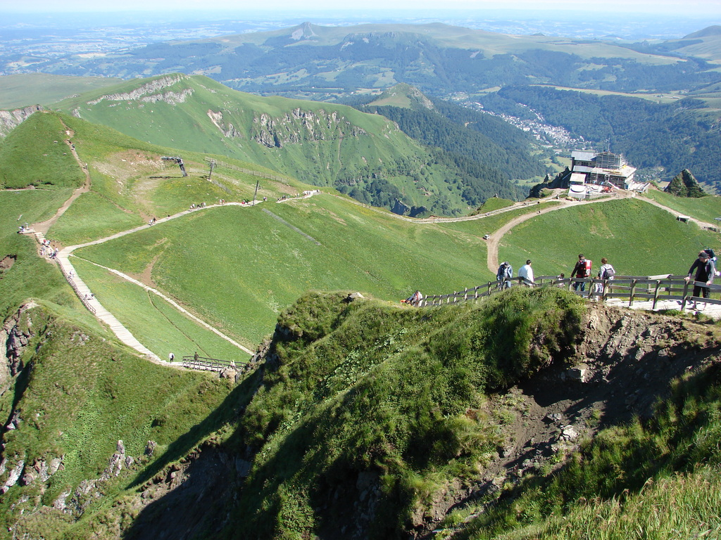 Photo mont dore 63240 les marches du sancy mont for Piscine puy de dome