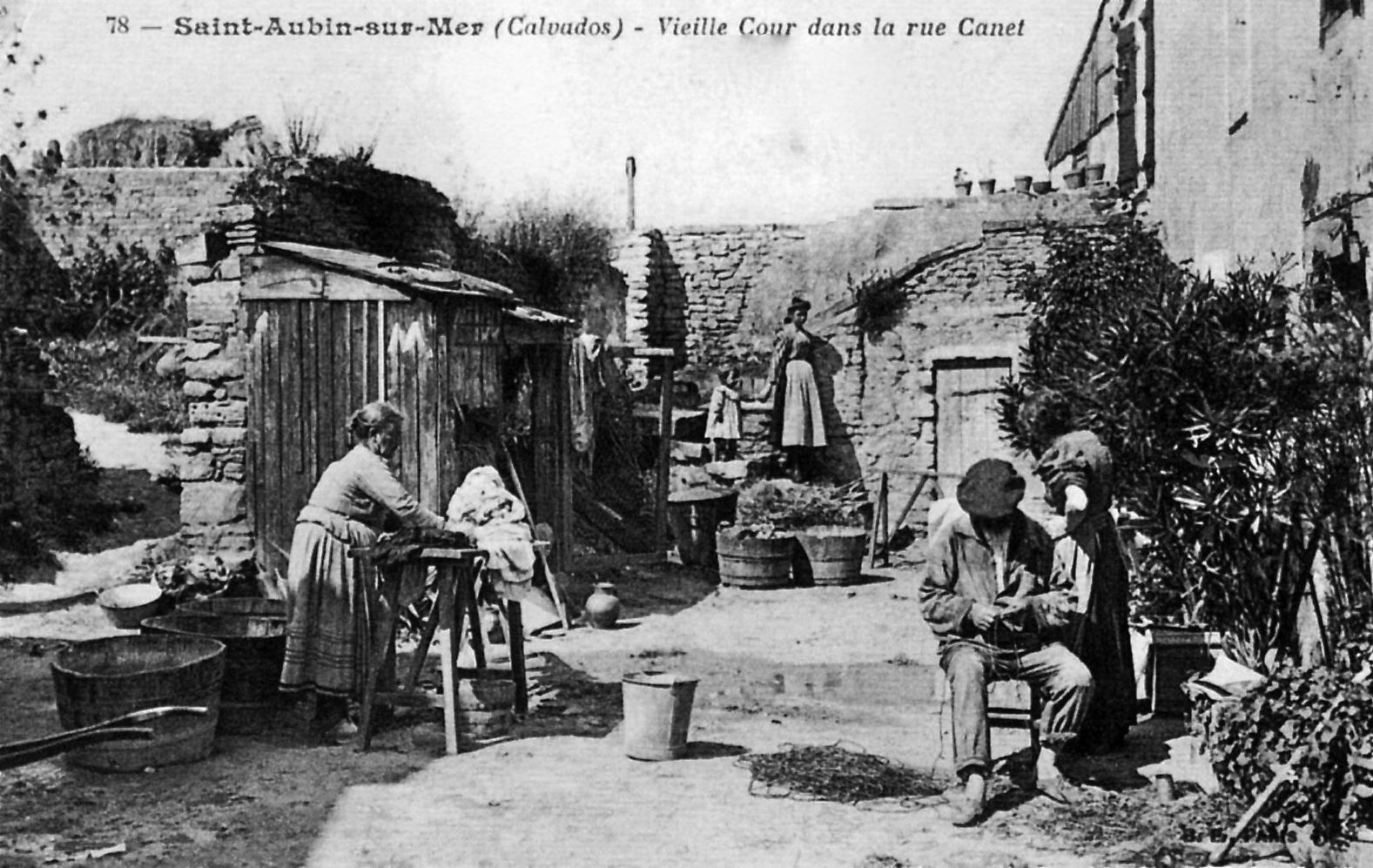 Ville Saint Aubin Sur Mer Basse Normandie