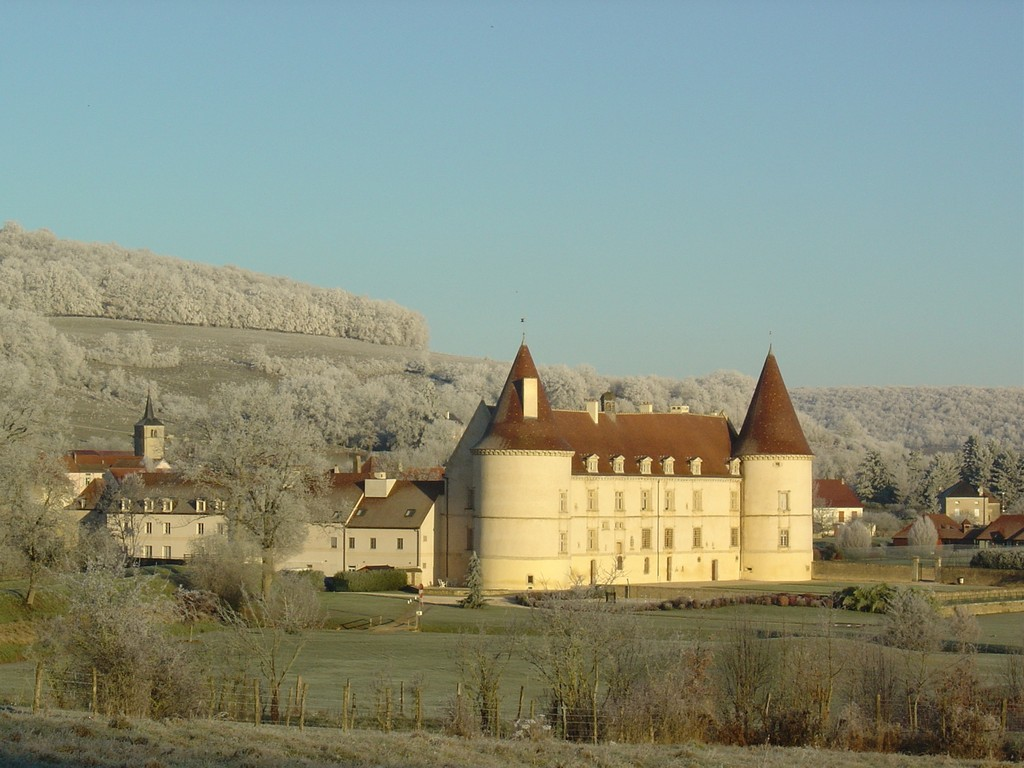 CHAILLY SUR ARMANCON dans Ma Bourgogne En détails Chailly-sur-Armancon_44679_Chateau-de-Chailly