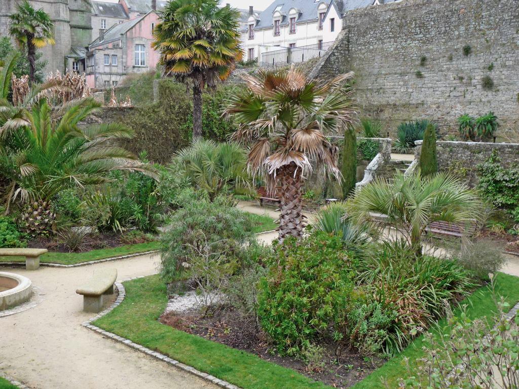 Photo quimper 29000 le jardin de la retraite for Jardin quimper