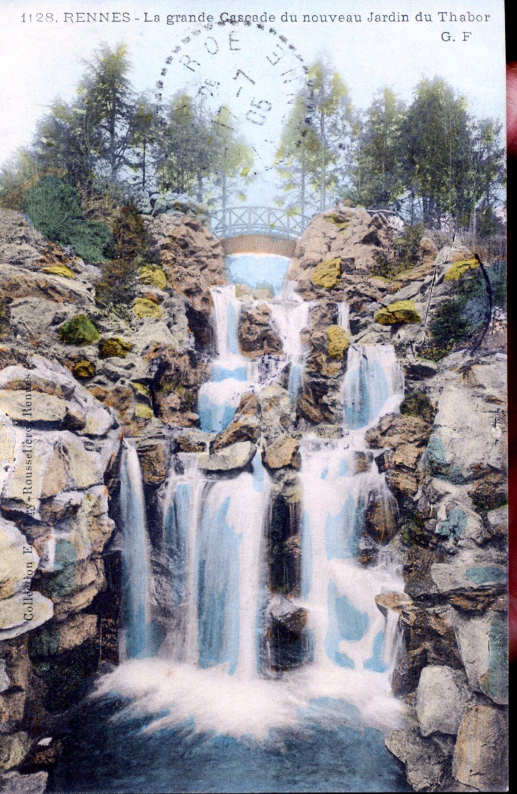 Photo rennes 35000 la grande cascade du nouveau - Magasins de meubles rennes ille et vilaine ...