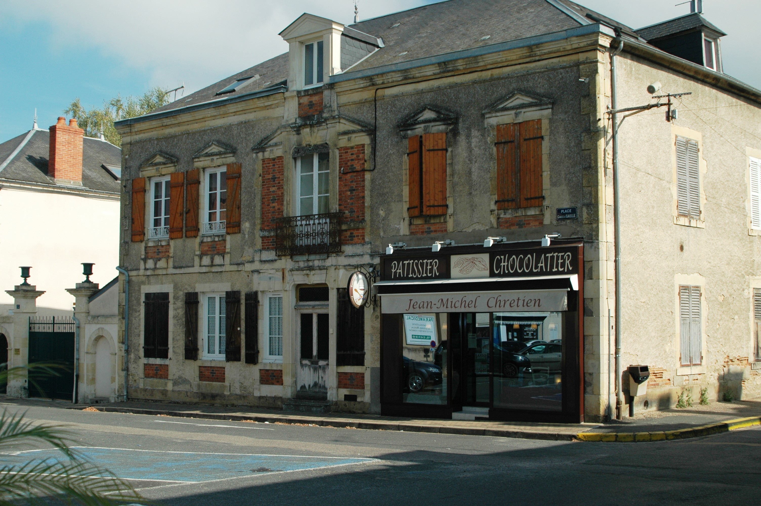 Location Ville De La Guerche Sur L Aubois