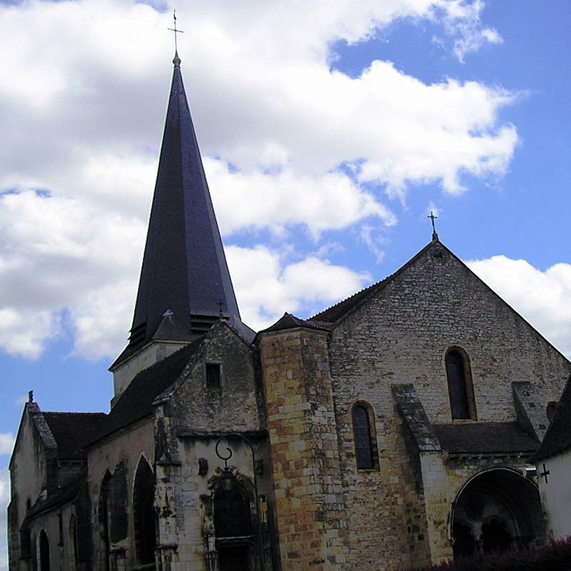 Photo saint amand montrond 18200 l 39 glise saint - Office de tourisme saint amand montrond ...