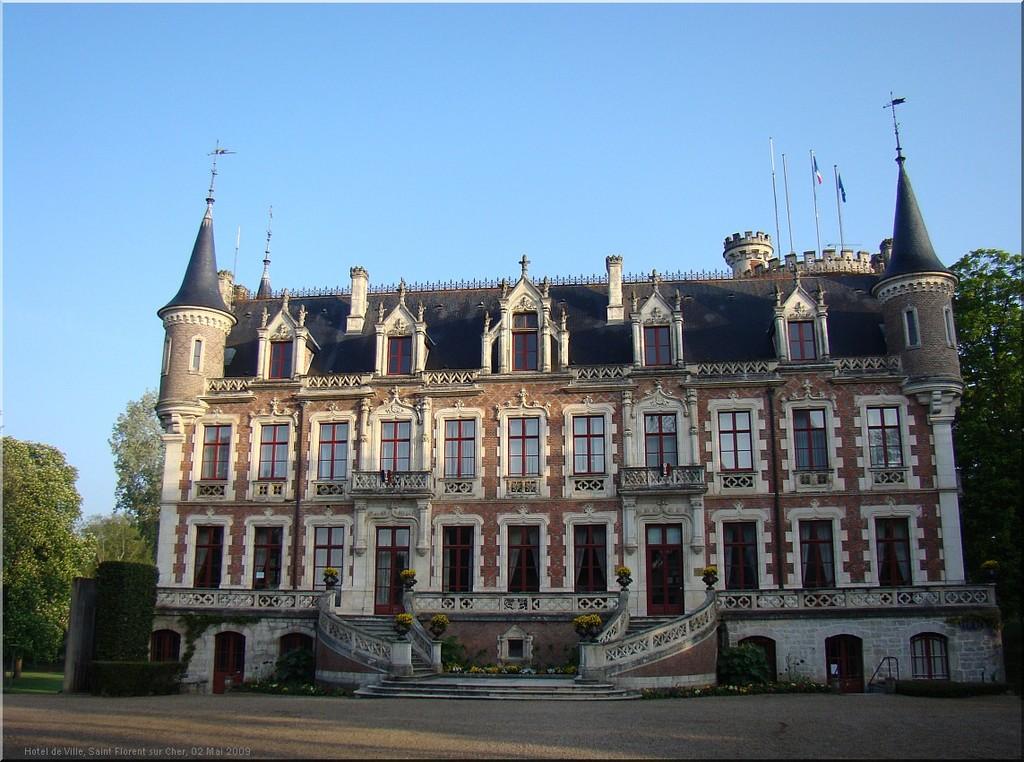 Hotel Saint Florent Sur Cher
