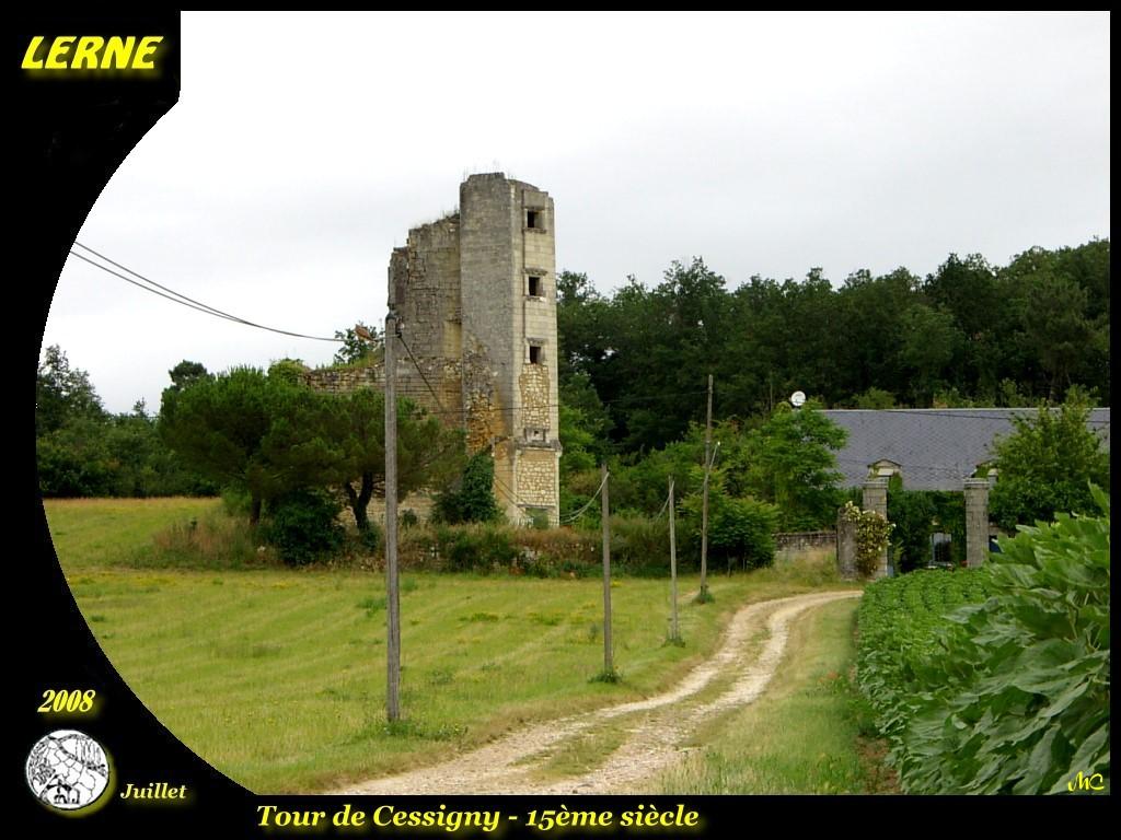Photo lern 37500 tour de cessigny 15 si cle - Office de tourisme de tours indre et loire ...