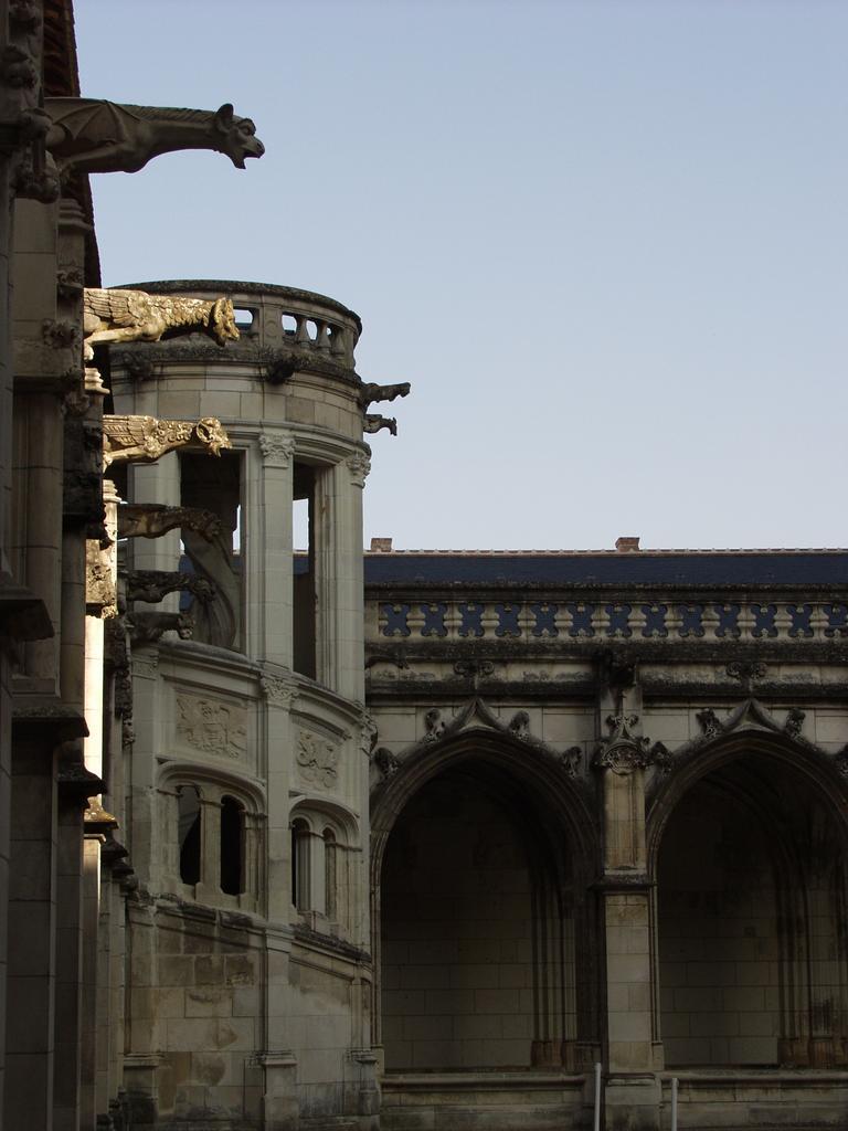 Photo tours 37000 cloitre de la psalette cathedrale - Office de tourisme de tours indre et loire ...