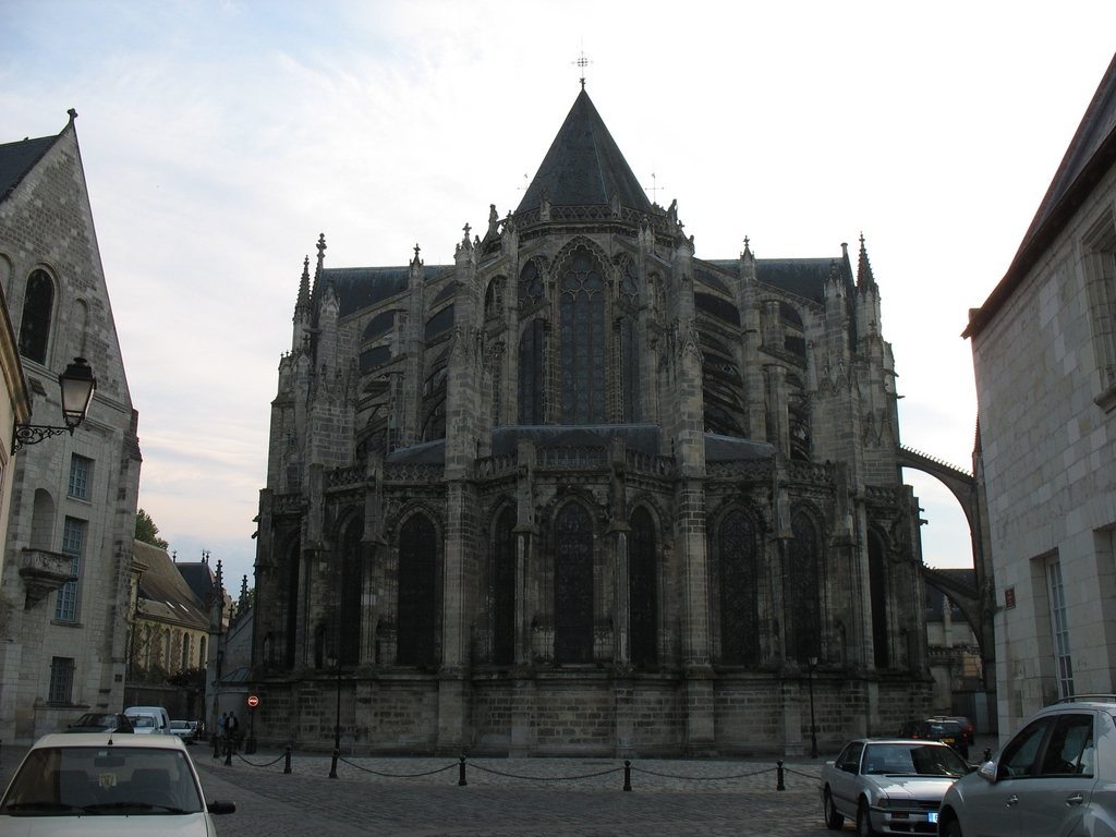 Photo tours 37000 cath drale saint gatien tours - Office de tourisme de tours indre et loire ...