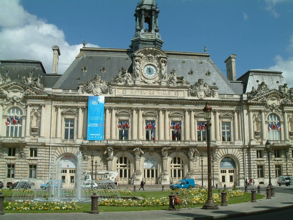 Photo tours 37000 h tel de ville tours 44517 - Office de tourisme de tours indre et loire ...