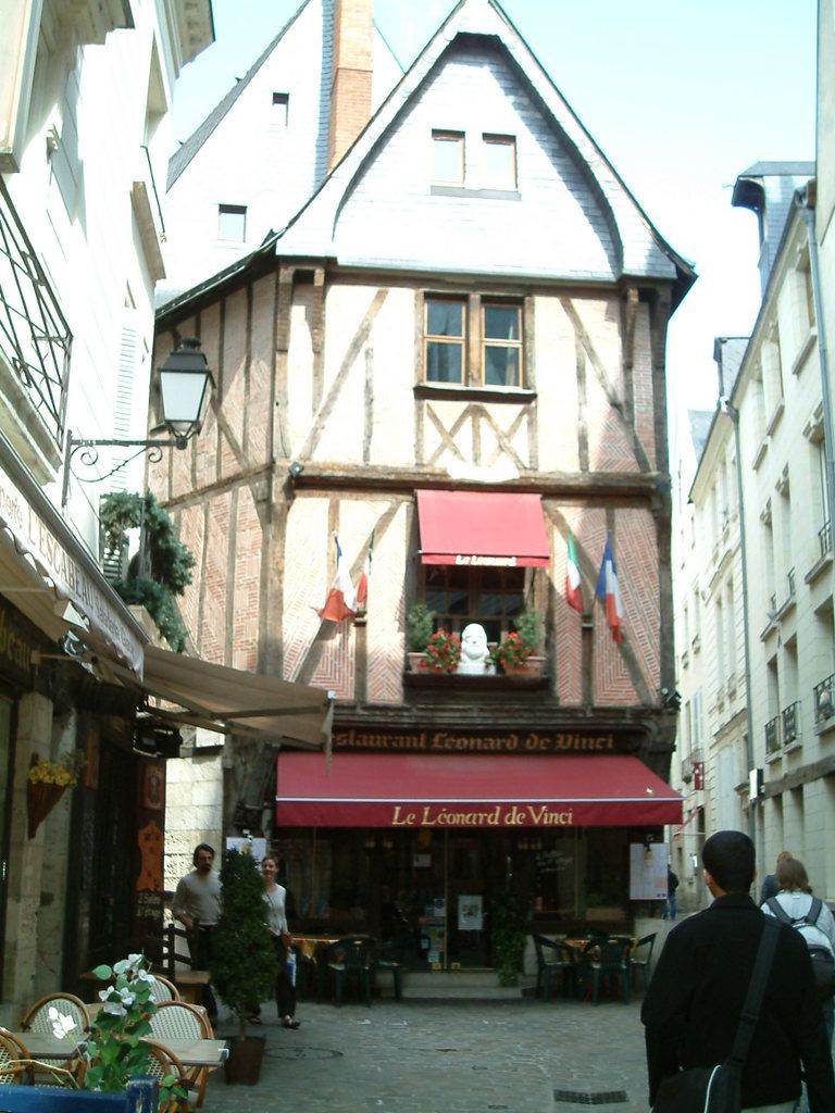 Photo tours 37000 005 maison tours 44519 - Office de tourisme de tours indre et loire ...