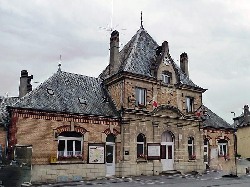 Photo sault l s rethel 08300 la mairie sault l s for 08300 rethel
