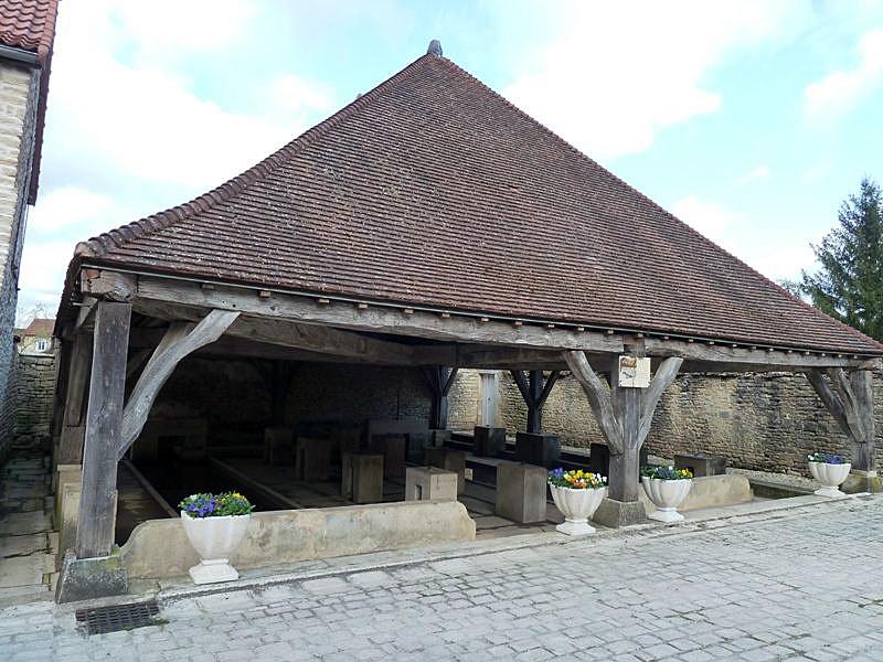 Прачечная Châteauvillain