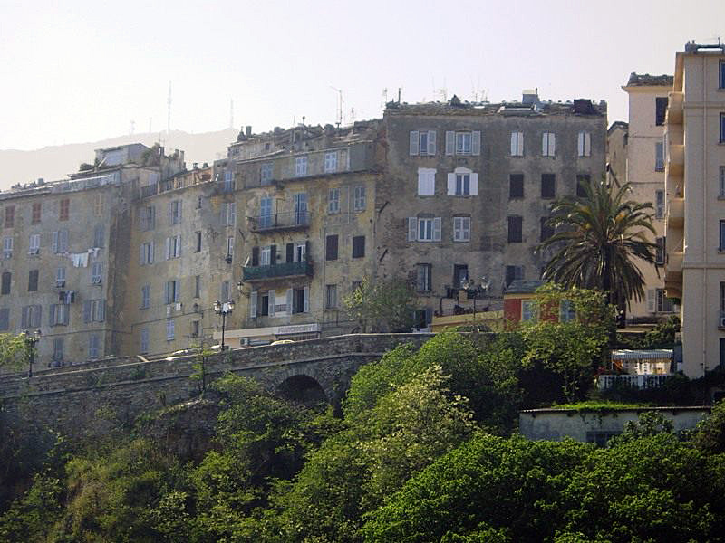 Photo bastia 20200 maisons de la ville bastia - Office du tourisme bastia haute corse ...