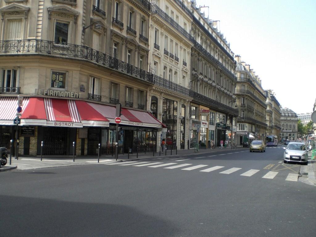 Photo Paris 9e Arrondissement 75009 La Rue Cadet