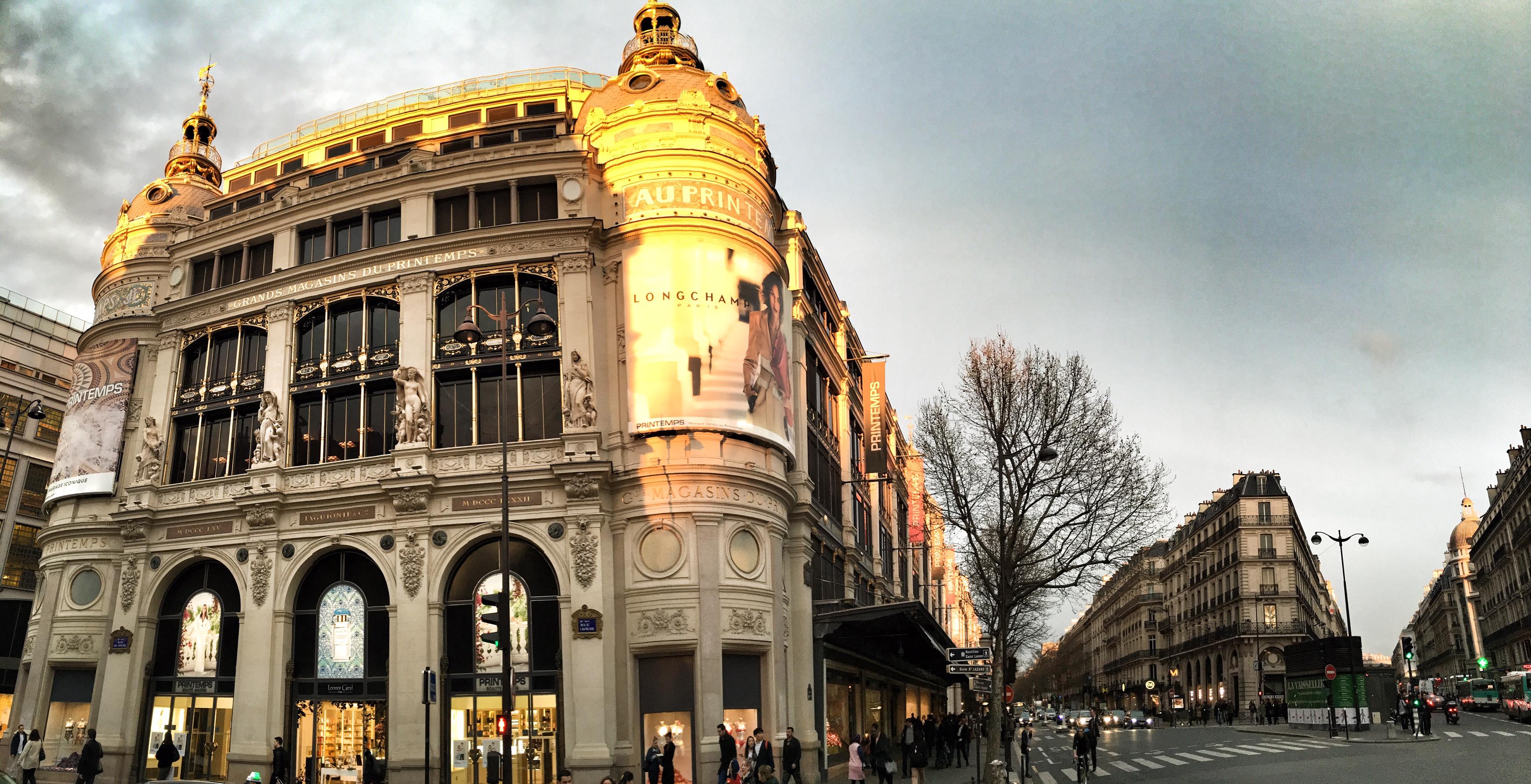 photo paris 9e arrondissement 75009 grands magasins. Black Bedroom Furniture Sets. Home Design Ideas