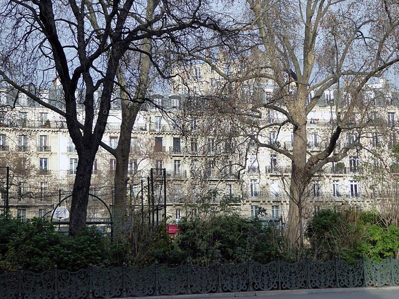 Photo Paris 9e Arrondissement 75009 Square Montholon