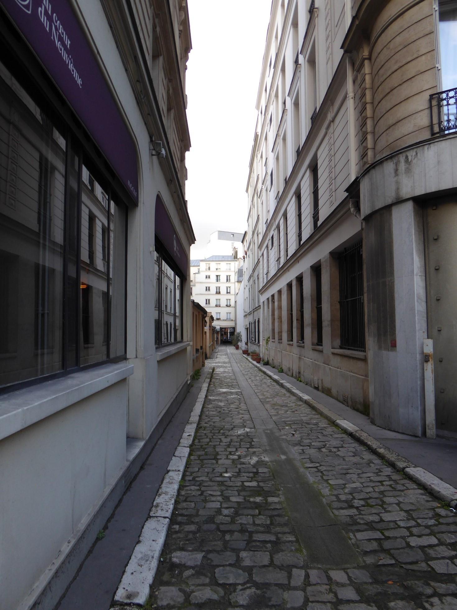 Photo Paris 9e Arrondissement 75009 Passage Des Deux