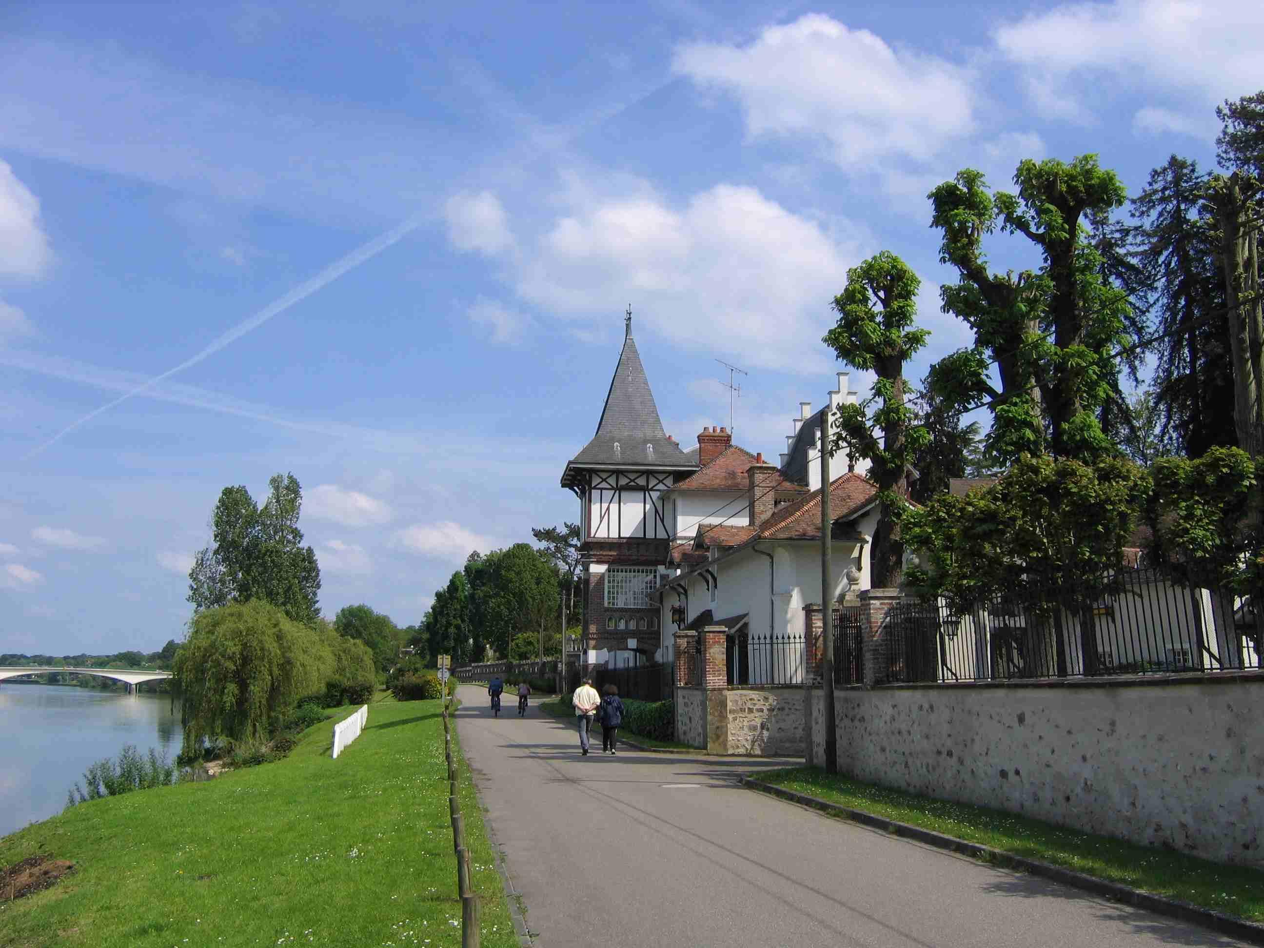Photos Bois le Roi , Seine et Marne Bord de Seine , 22494 Communes com # Triathlon Bois Le Roi