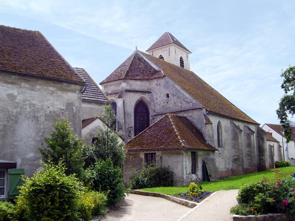 Ville Saint Sullpice Seine Et Marne