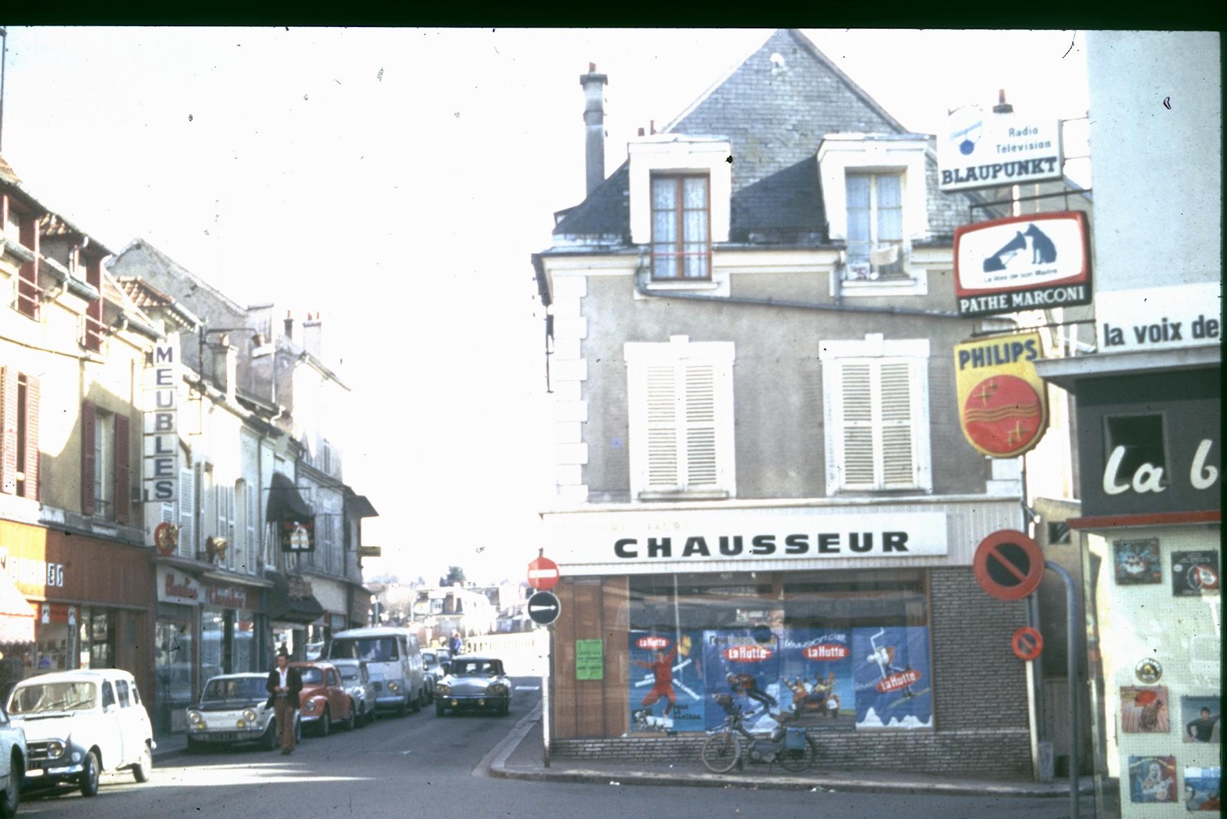 photo thorigny sur marne 77400 la rue foch thorigny sur marne 198253. Black Bedroom Furniture Sets. Home Design Ideas