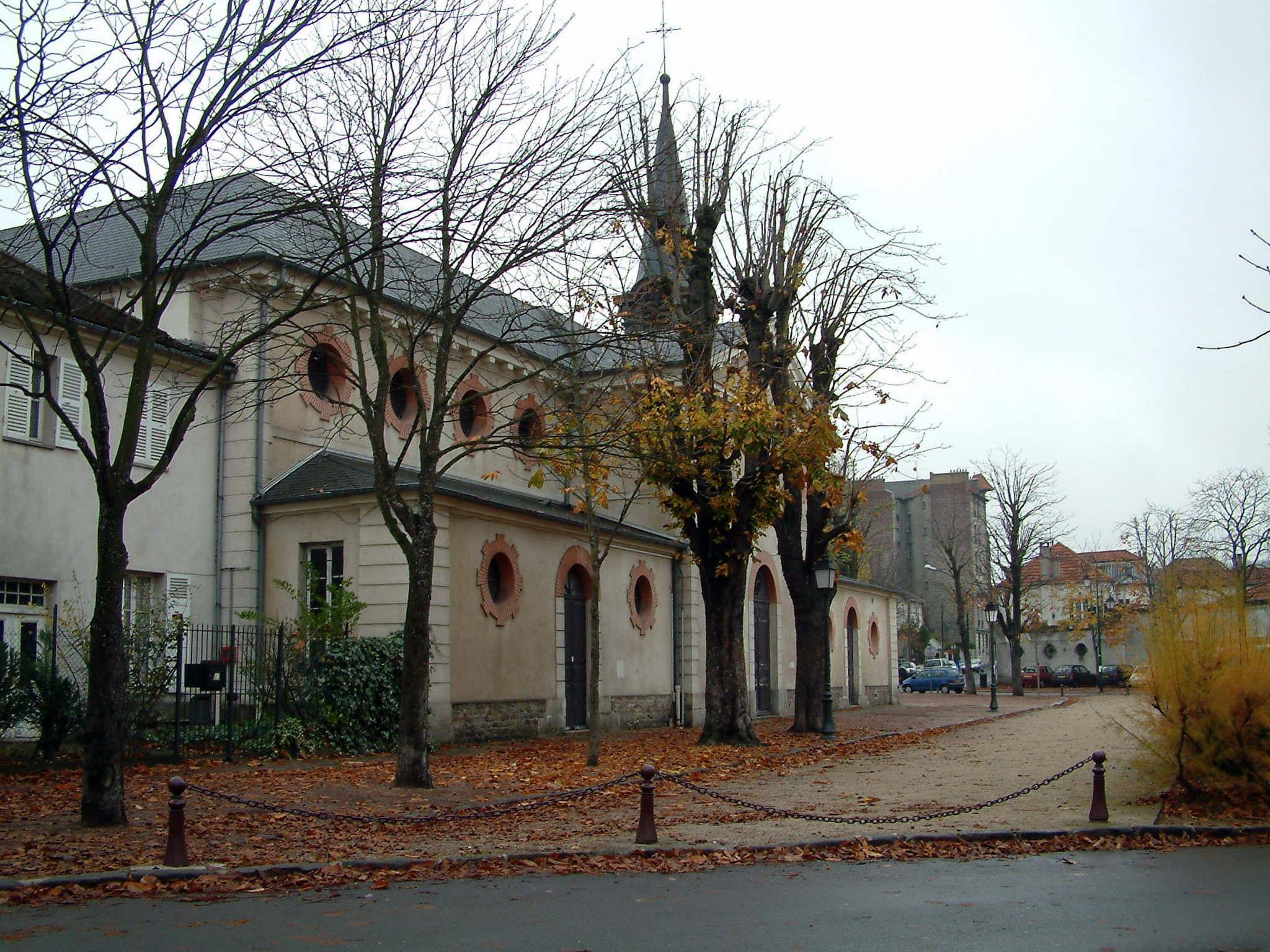 Mairie de livry gargan for Raincy nono