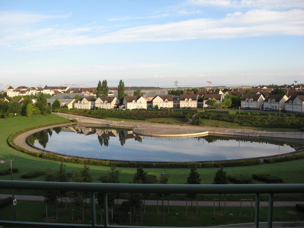 Photo courdimanche 95800 bassin de la louvi re - Meteo la louviere ...
