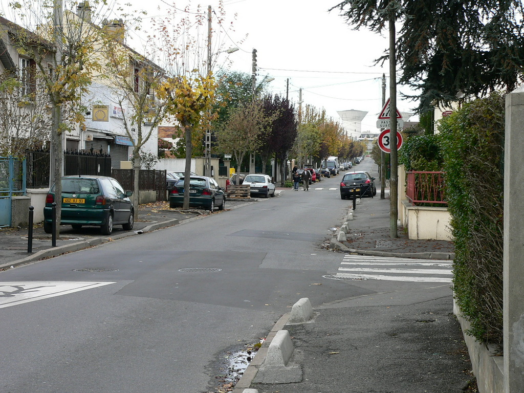 Photo garges l s gonesse 95140 l 39 avenue carnot - Meteo garges les gonesse ...