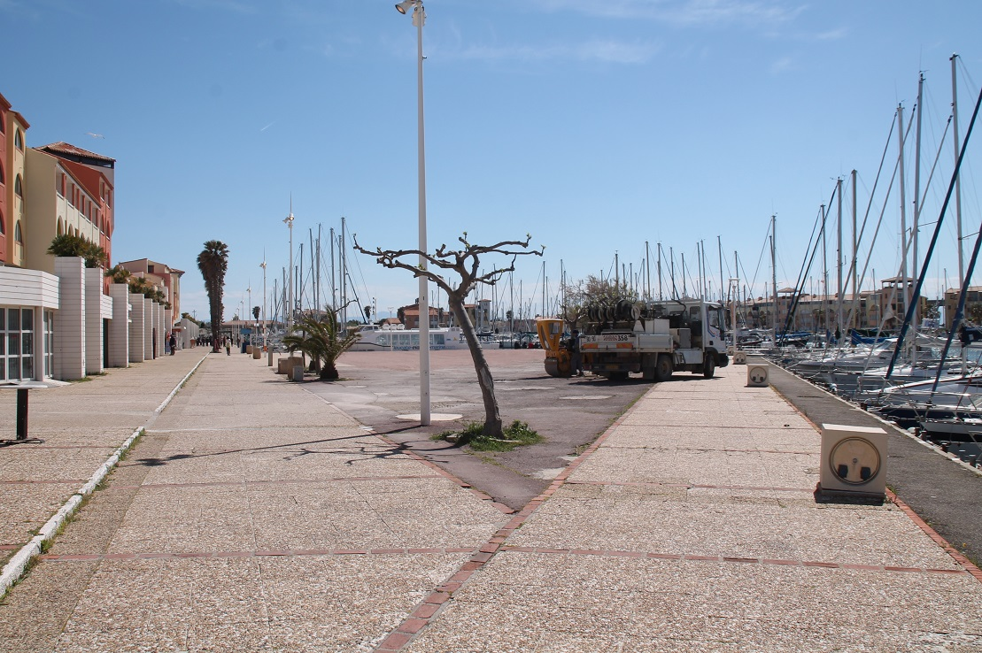 Photo leucate 11370 le port leucate 335248 - Cinema port leucate 11370 ...