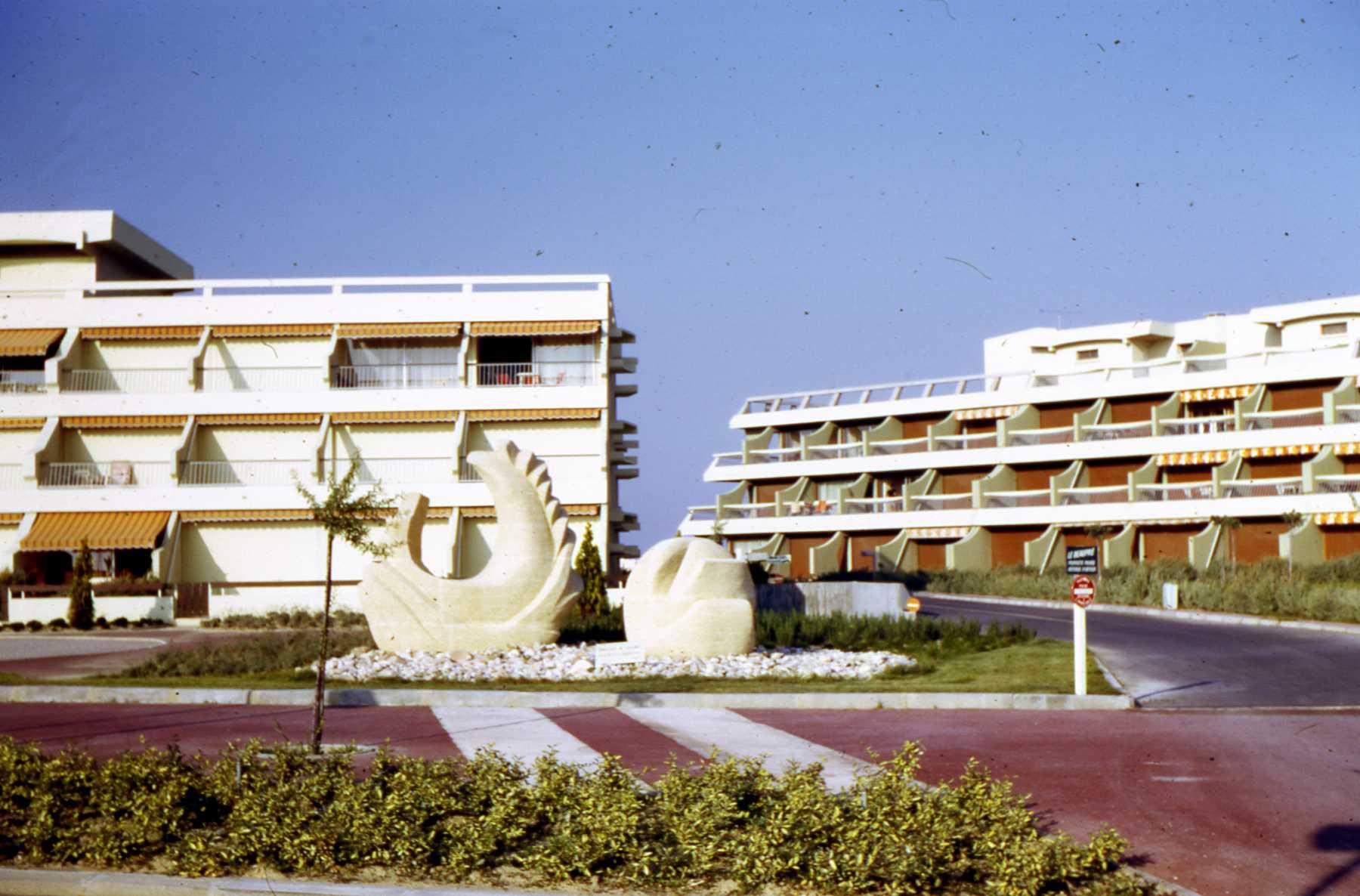 Photo le grau du roi 30240 vue de port camargue le grau du roi 6347 - Meteo consult port camargue ...