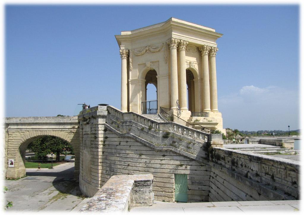Photo montpellier 34000 parc du peyrou montpellier for Montpellier 34000