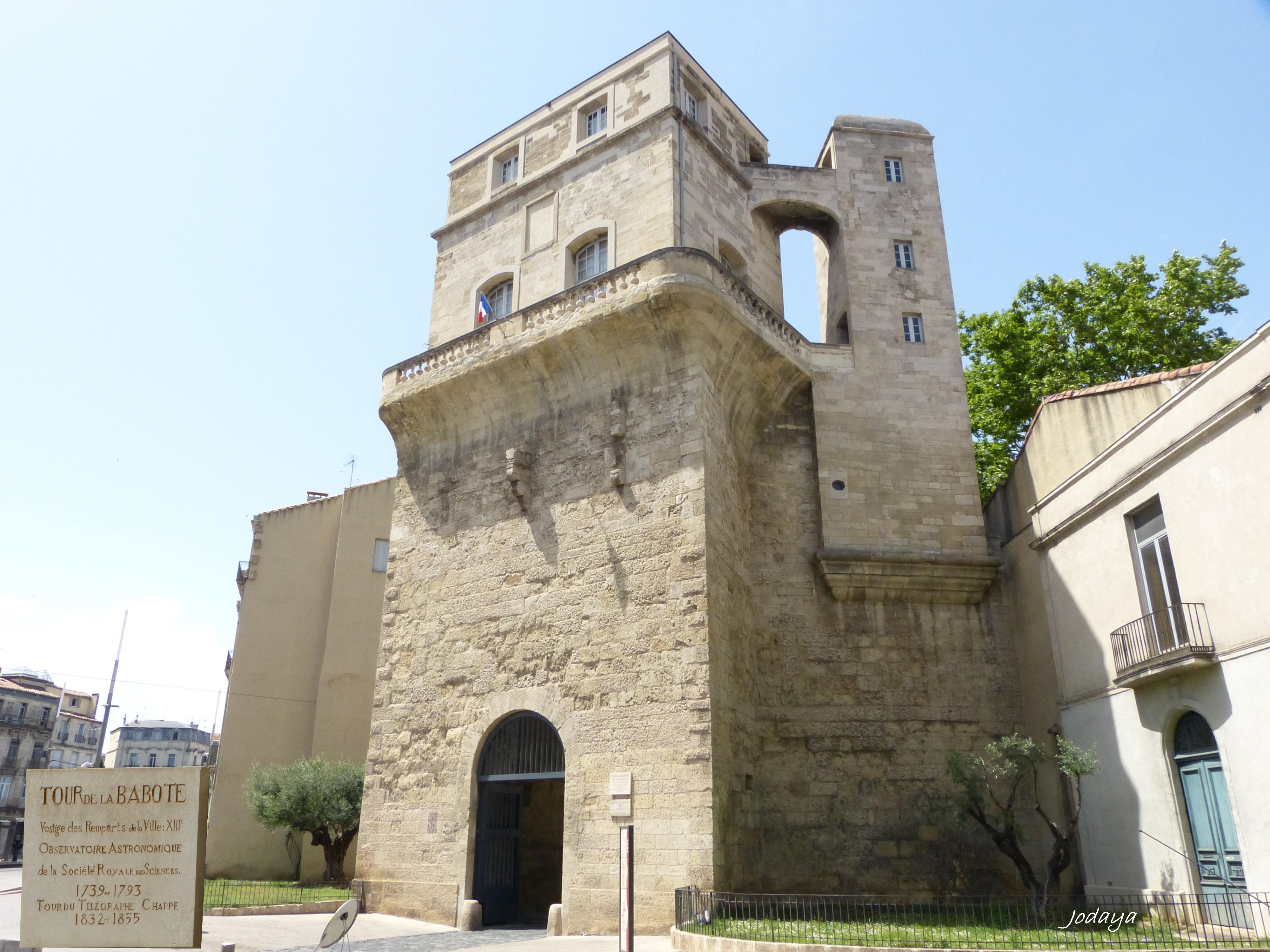 Photo montpellier 34000 montpellier tour de la for Montpellier 34000