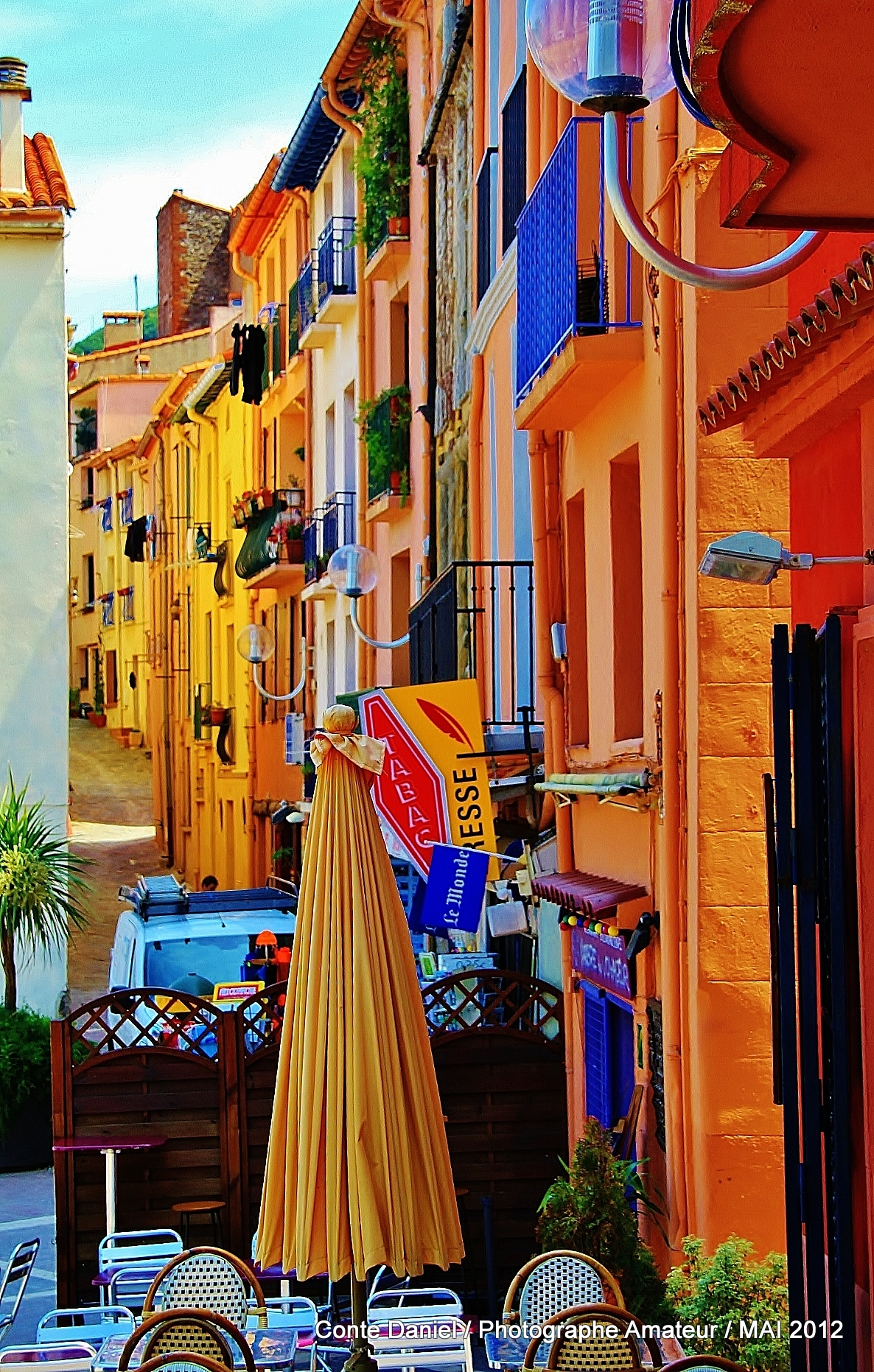 Photo 224 Collioure 66190 Rues De Collioures 135009 Communes Com
