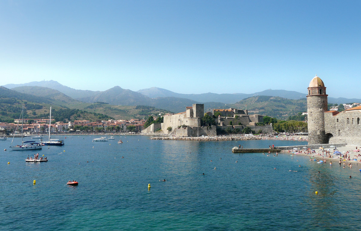 Photo collioure 66190 colllioure collioure 299476 for Les jardins de collioure
