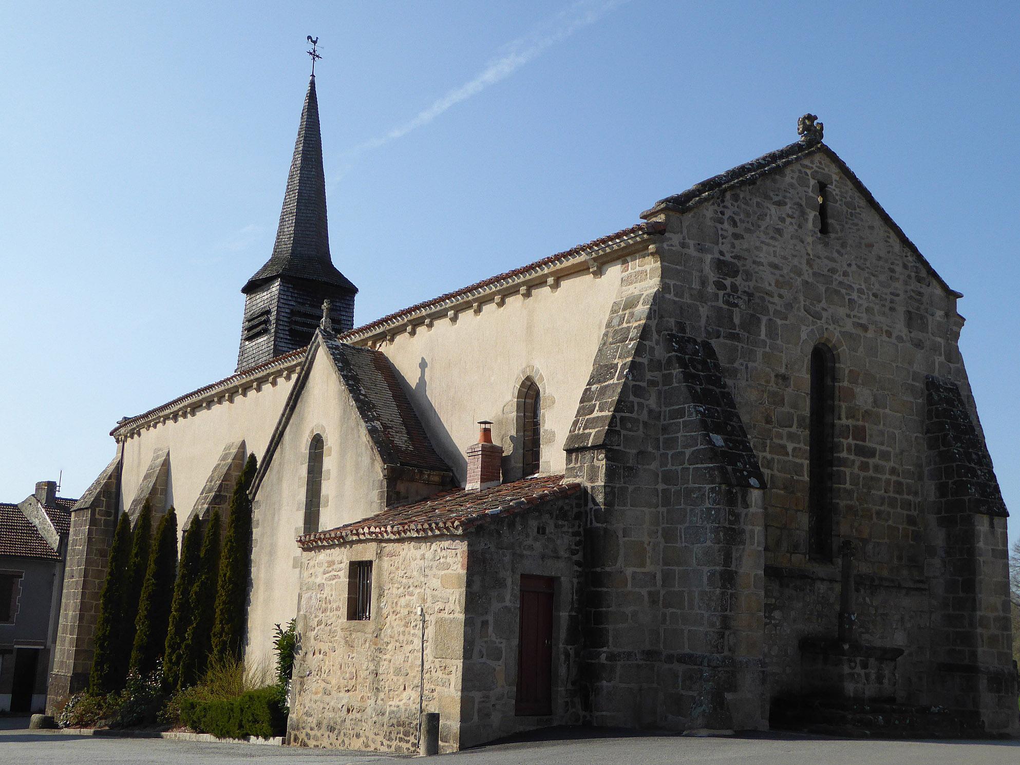 église st pardons 87