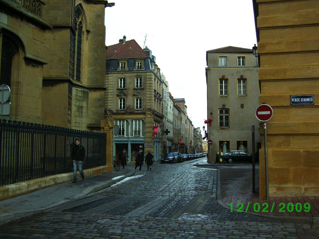 Photo metz 57000 rue du chamoine cillin metz for Garage auto lorraine metz