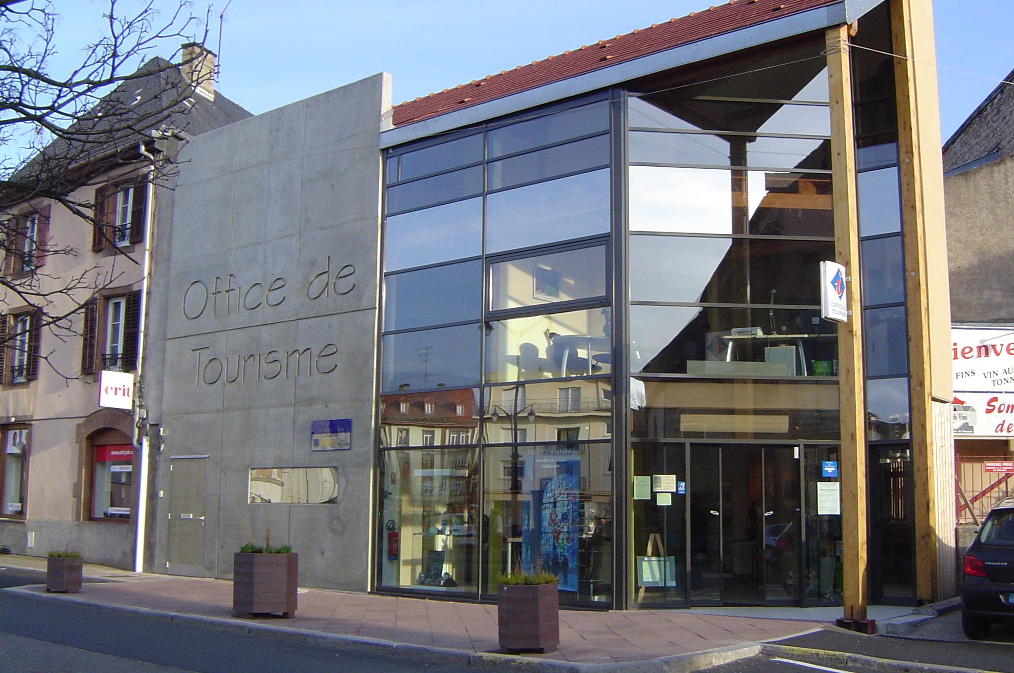 Photo sarrebourg 57400 l 39 office du tourisme - Office du tourisme meurthe et moselle ...