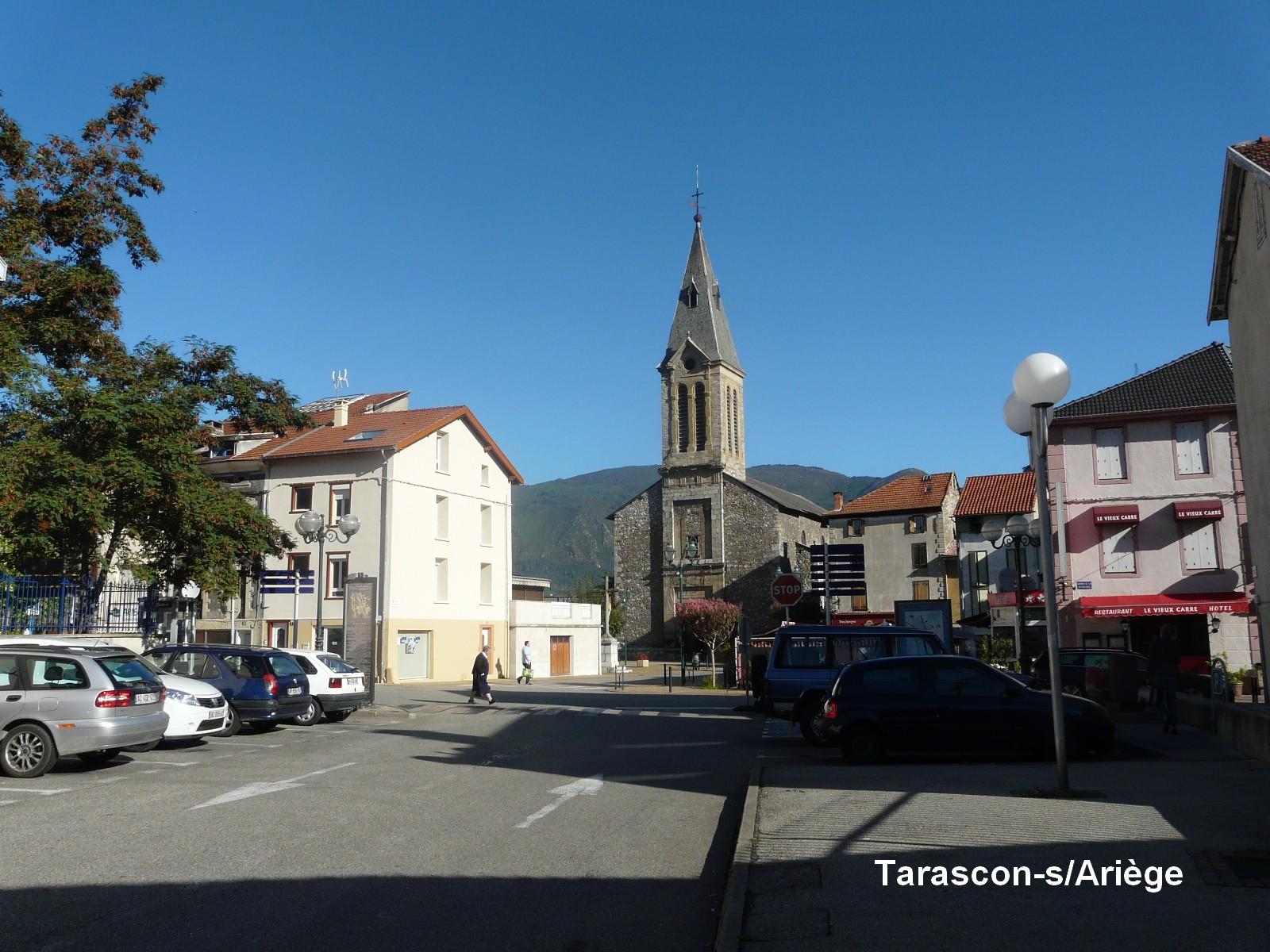 Photo tarascon sur ari ge 09400 cr dit andr - Office du tourisme de tarascon sur ariege ...