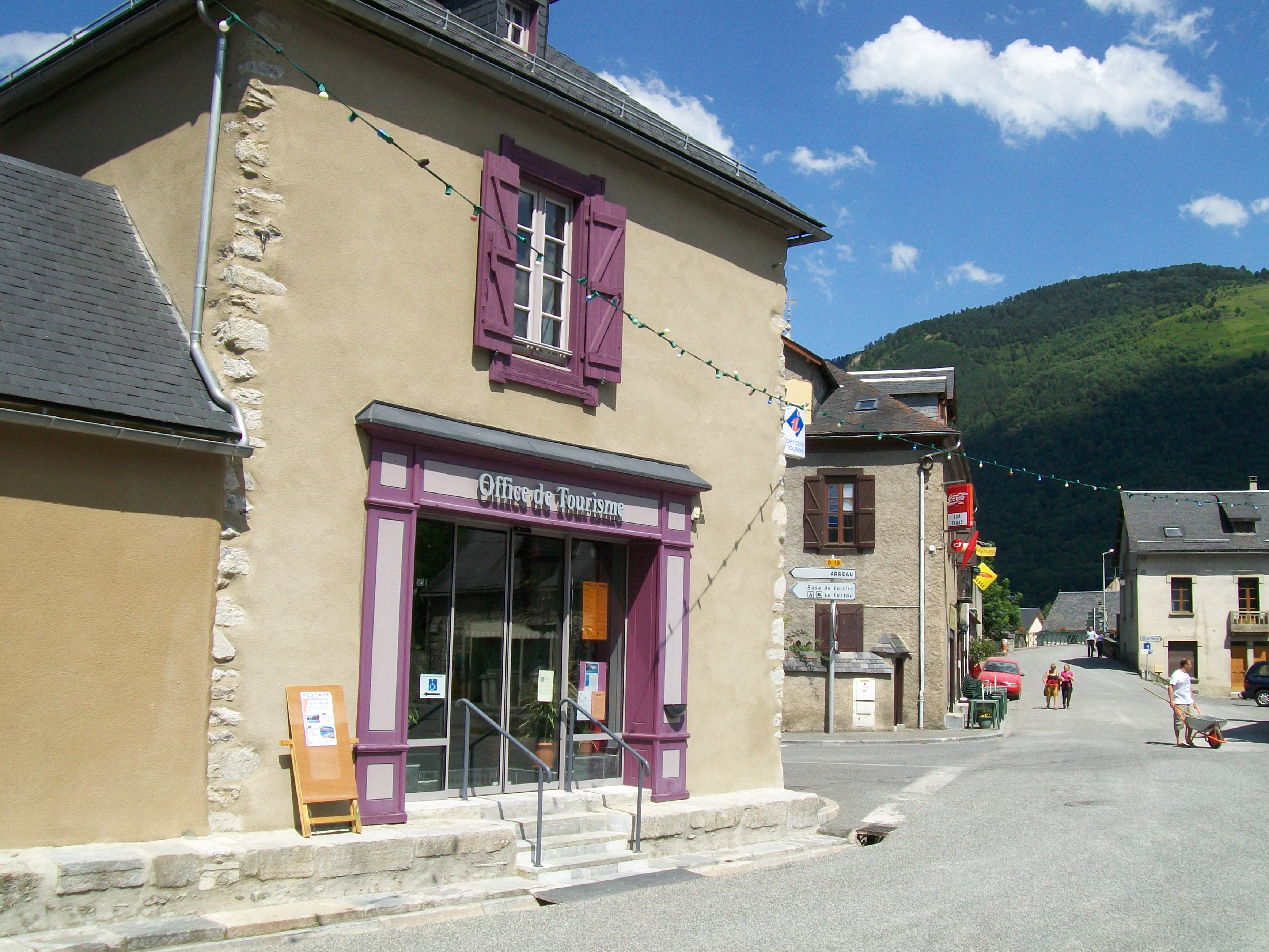 Photo vielle aure 65170 l 39 office du tourisme vielle aure 72003 - Office tourisme hautes pyrenees ...
