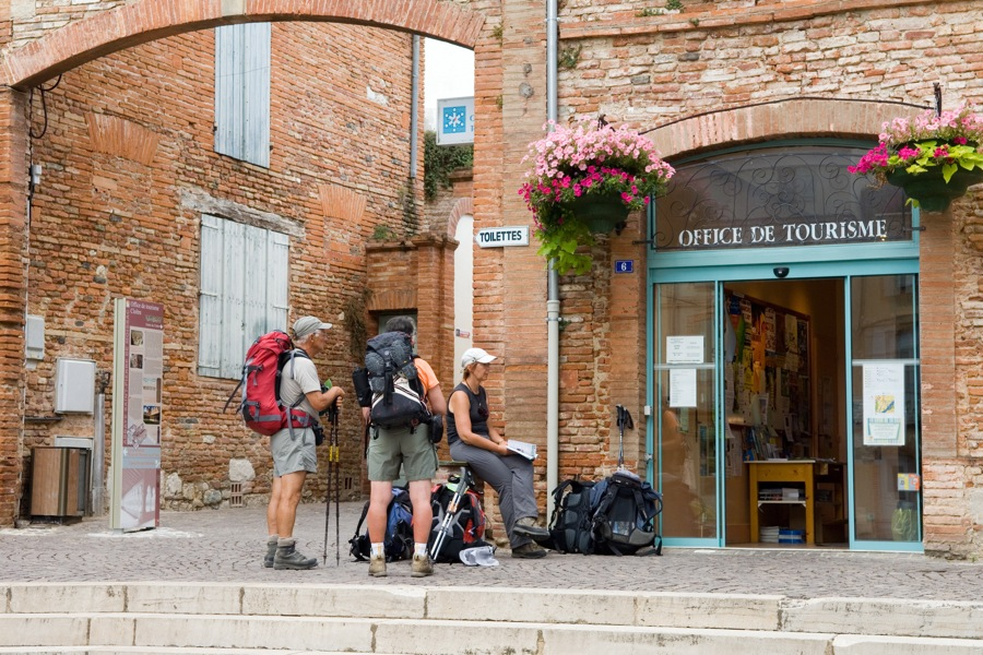 Photo moissac 82200 office du tourisme moissac 101811 - Office du tourisme de la grave ...