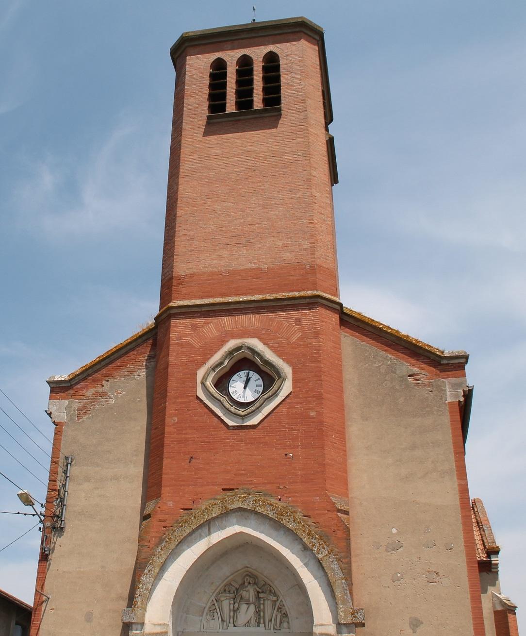Photo à Montauban (82000) : !église