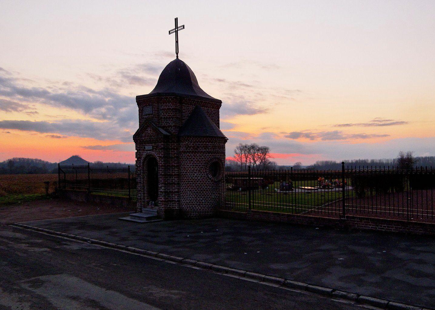Photo bellaing 59135 chapelle du cimeti re bellaing 47311 - Chambre des metiers nord pas de calais ...