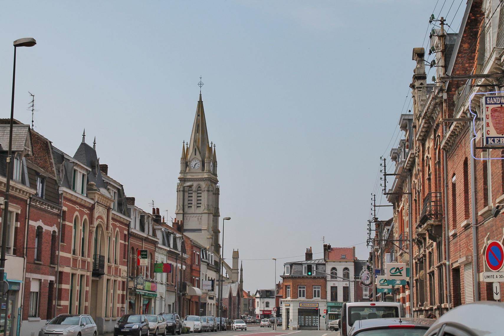 Plan Ville De Haisnes