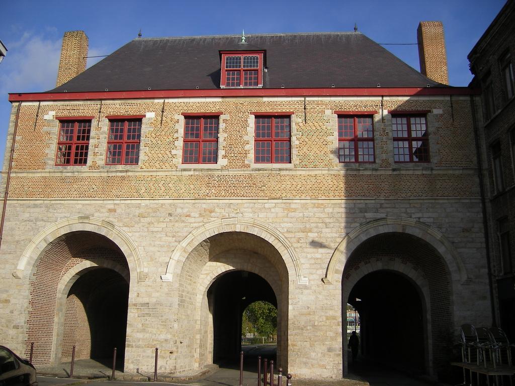 Photo lille 59000 la porte de gand lille 18299 - Restaurant bruay porte nord ...