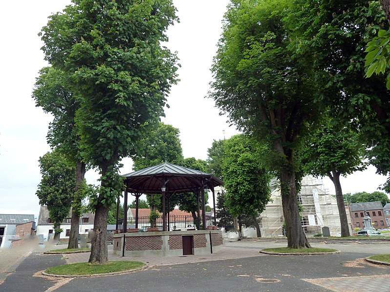 Photo Villers Outr Aux 59142 Le Kiosque Musique