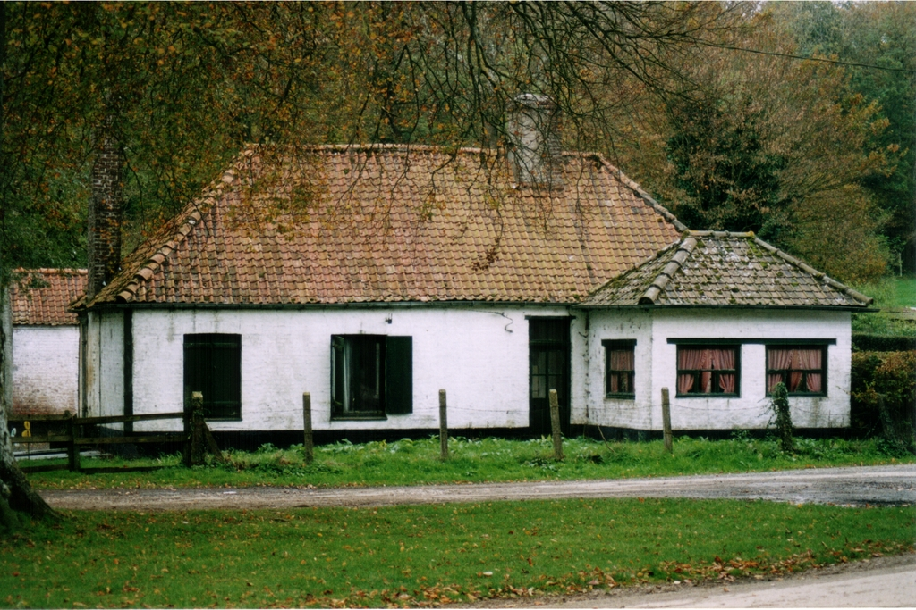 Photo gu nes 62340 ancienne maison f resti re for Maison traditionnelle nord pas de calais