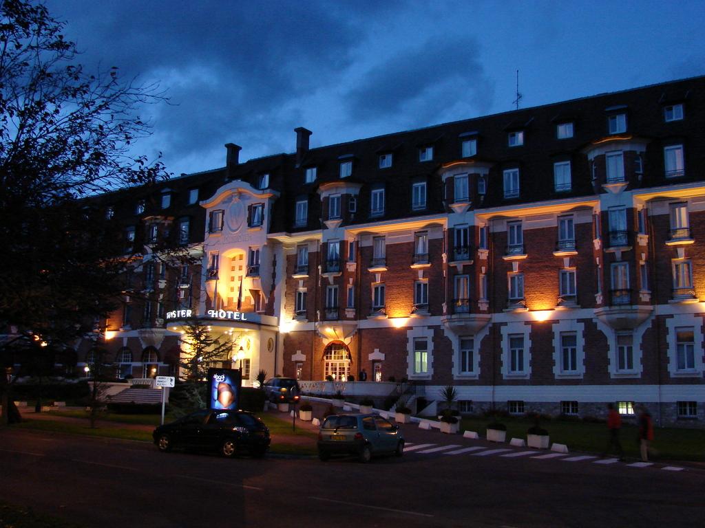 Photo le touquet paris plage 62520 le westminster for Hotel nord pas de calais avec piscine