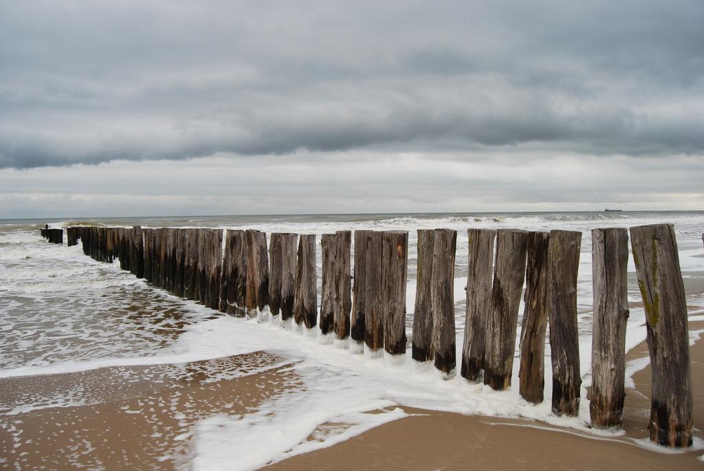 Photo oye plage 62215 brise lames oye plage 50338 - Magasin meuble nord pas de calais ...
