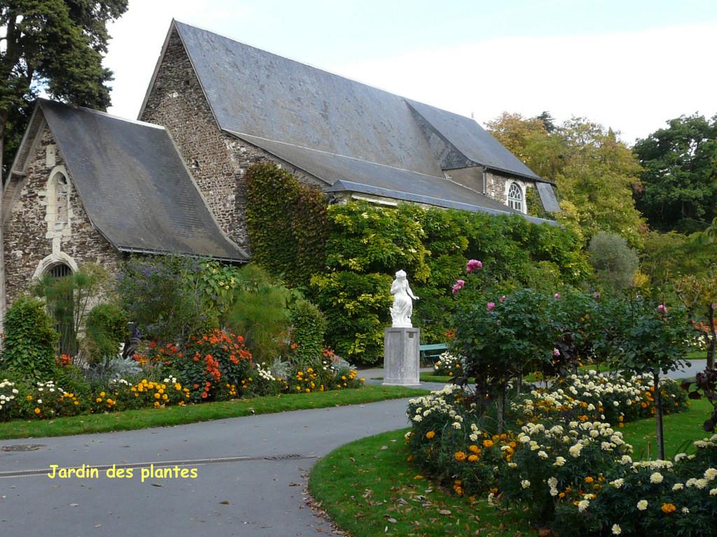 Photo A Angers 49000 Jardin Des Plantes Angers 44515 Communes Com